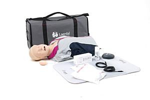 Resusci Anne QCPR luchtweghoofd torso