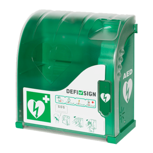 DefiSign/Aivia AED Wandkast 100