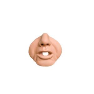 Części twarzowe (nos/usta) Life/Form Fat Old Fred