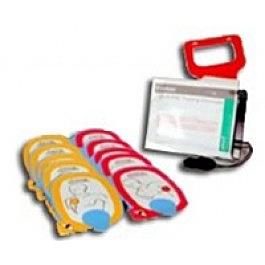 Elektrody szkoleniowe Physio-Control CR Plus - kompletny zestaw