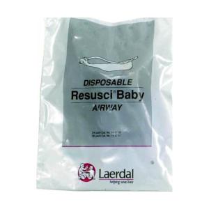 Laerdal Resusci Baby - drogi oddechowe, 24 sztuki