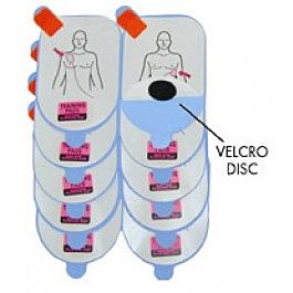 Elektrody szkoleniowe Defibtech - Zestaw wymienny (5 par)